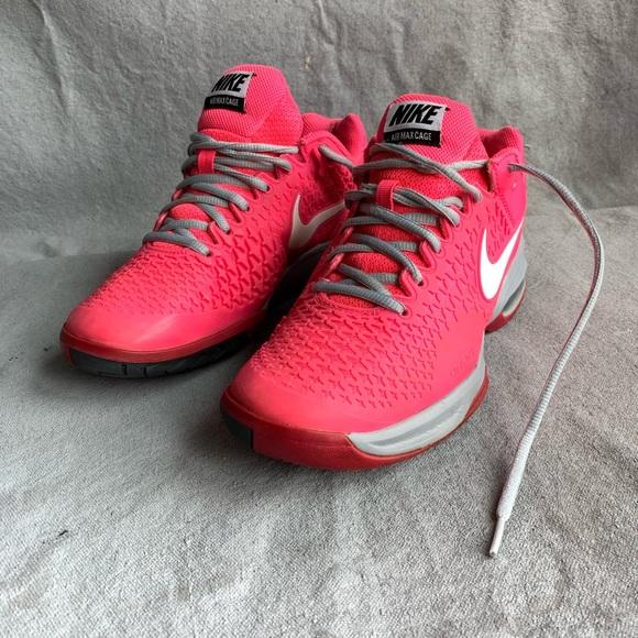 En Vivo recepción hacer los deberes  Nike Shoes | Nike Air Max Cage Dragon Pink | Poshmark